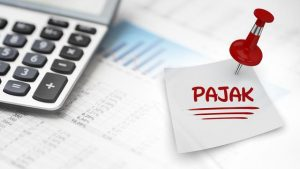 cara membayar pajak online via ATM